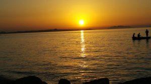 Sicilië : modern appartement aan het strand van Spadafora