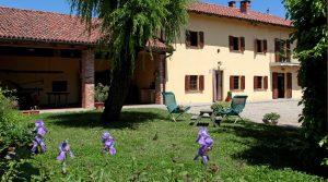 Piemonte – Ruime, gerenoveerde halfvrijstaande woning op 12 km van Asti