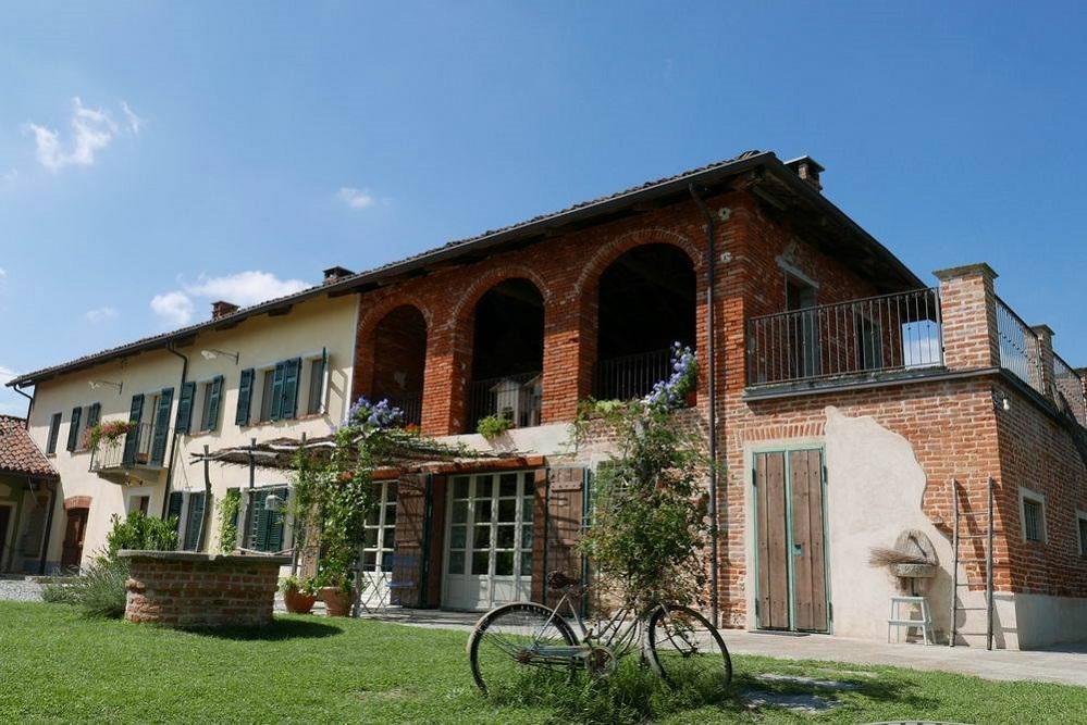 Piemonte – 17de eeuws landhuis in de heuvels van de Monferrato