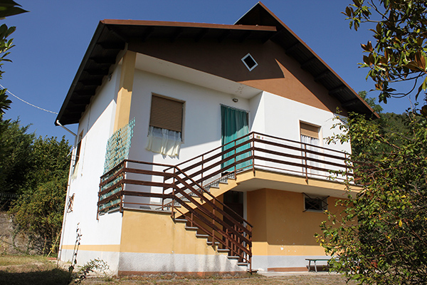 Alleenstaand vakantiehuisje in Zuid-Piemonte