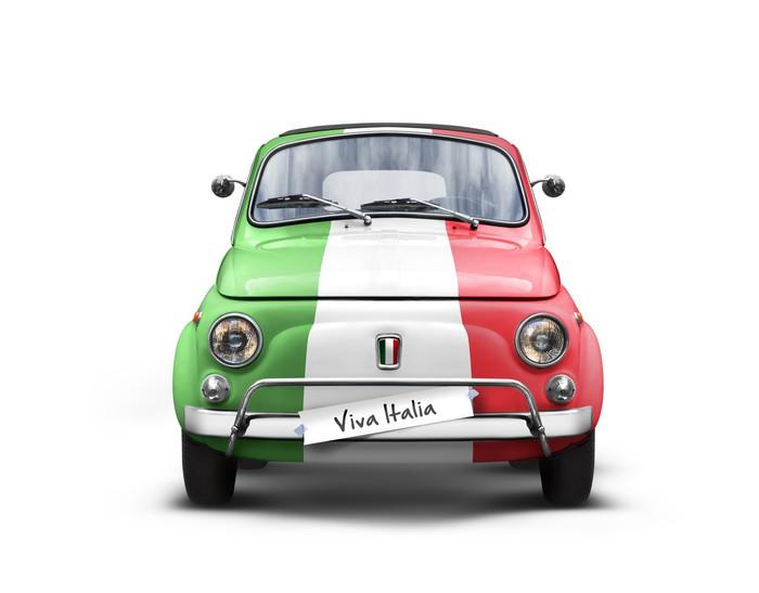 Auto in Italië?