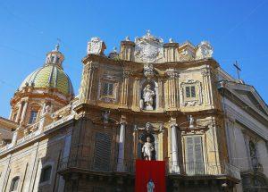 Quattro Canti in Palermo - Advitalia