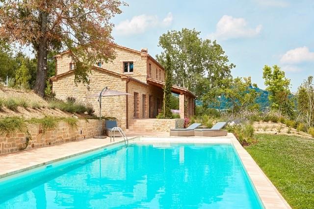 Le Marche: Luxueuze villa met zwembad