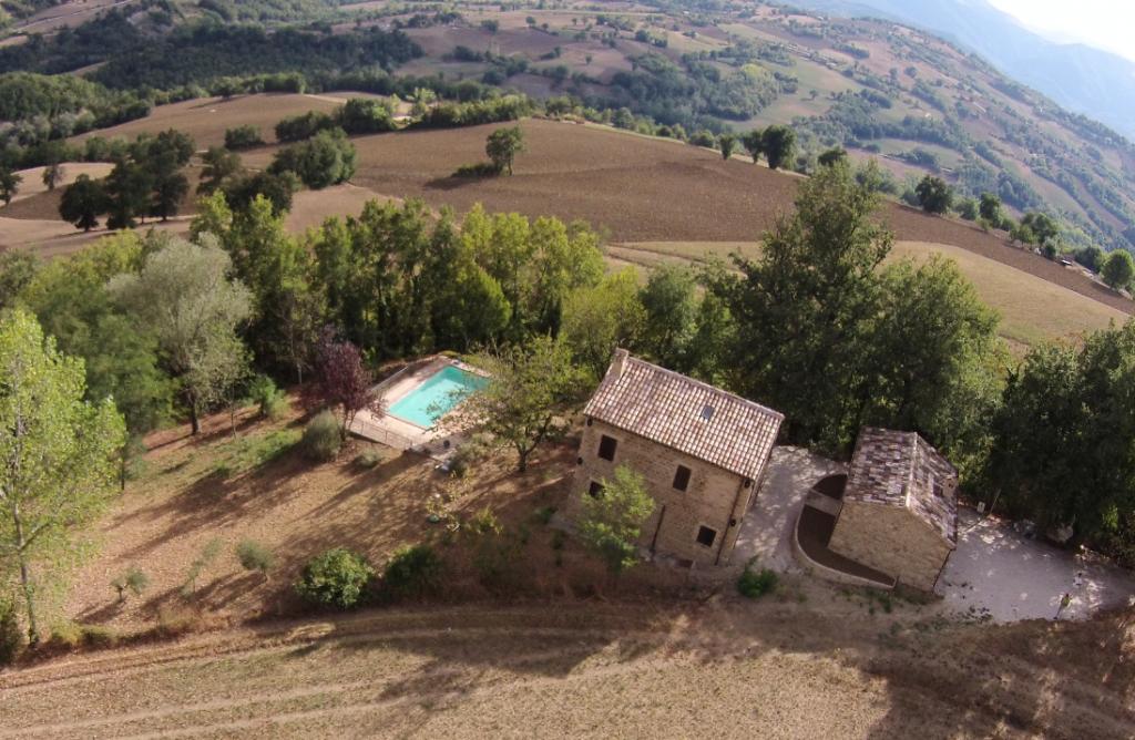 Le Marche: prachtig gerestaureerd, luxe, Italiaans landhuis met zwembad
